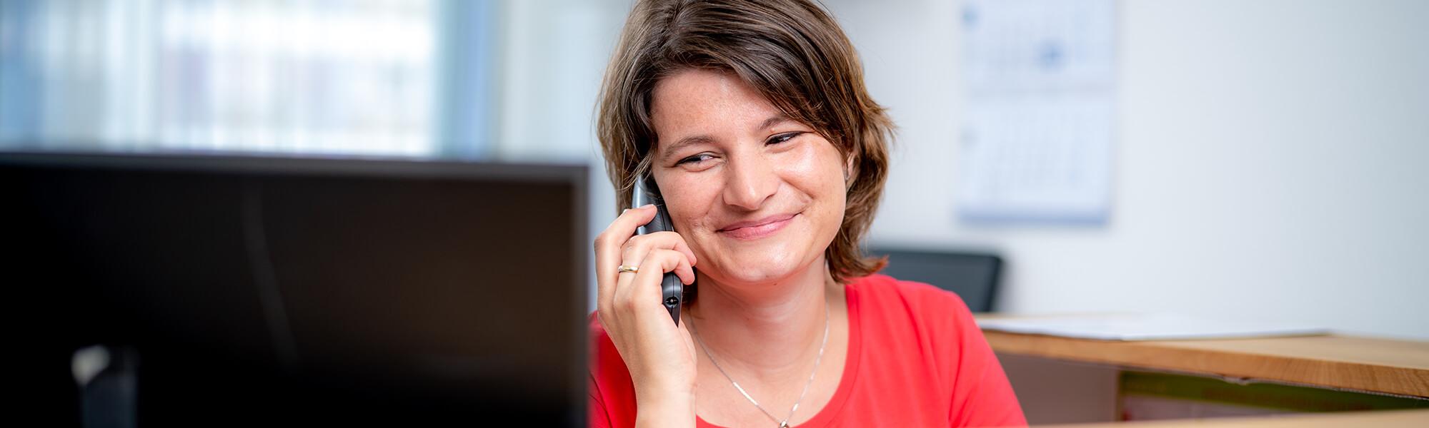 Frauenärztin Troisdorf - Dr. Bellinghausen - Slider Kontakt