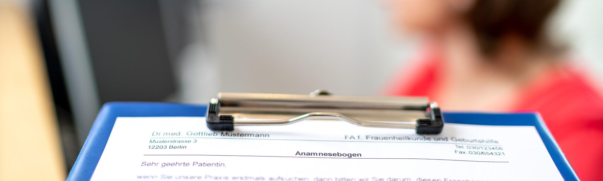 Frauenärztin Troisdorf - Dr. Bellinghausen - Slider Datenschutz